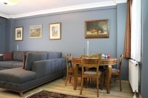 Istanbul Galata Comfy Home odalar