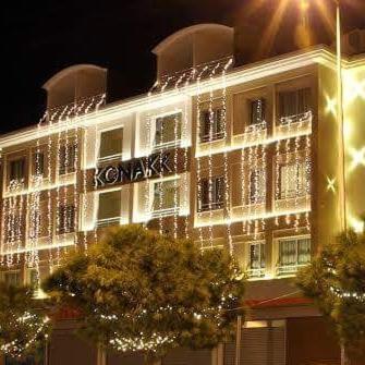 Denizli Konakk Residence Hotel ulaşım