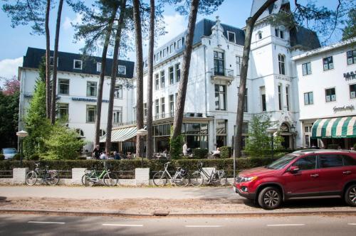 Hotel-overnachting met je hond in Golden Tulip Mastbosch Hotel Breda - Breda