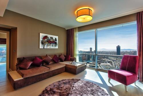 Istanbul Metropol Apartments - Sea & Island View