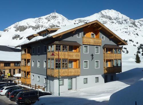 Aparthotel Bernhof Obertauern