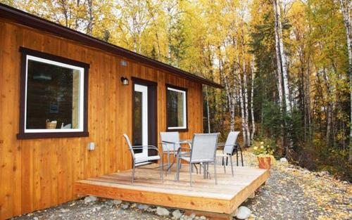 Фото отеля Talkeetna Lakeside Cabins