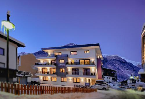 Amaris Apartments Ischgl