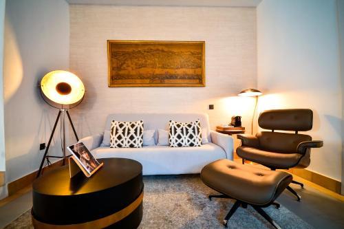 Junior Suite with Terrace Legado Alcazar 45