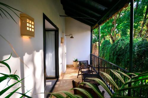 Junior Suite with Terrace Legado Alcazar 46
