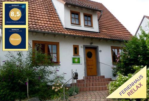 . Lifestyle-Ferienhaus Korbach
