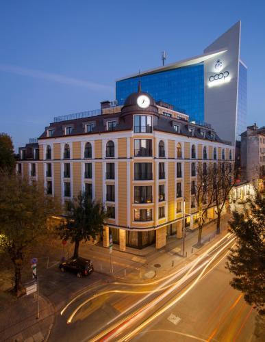 Hotel Hotel COOP, Sofia