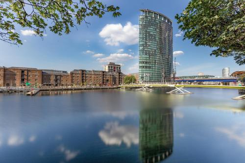 Marriott Executive Apartments London, West India Quay a London