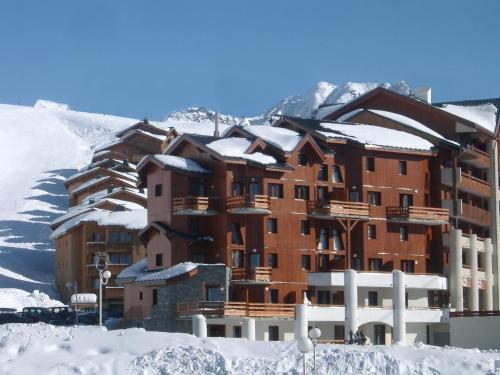 Madame Vacances Lodges des Alpages - Hôtel - La Plagne-Tarentaise