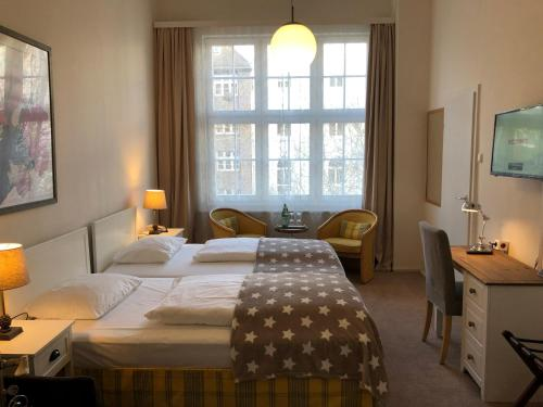 Hotel Fresena im Dammtorpalais photo 24