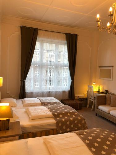 Hotel Fresena im Dammtorpalais photo 62