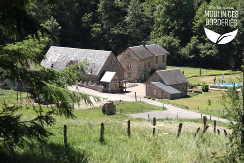 Moulin des Borderies - Chambre d'hôtes - Singles