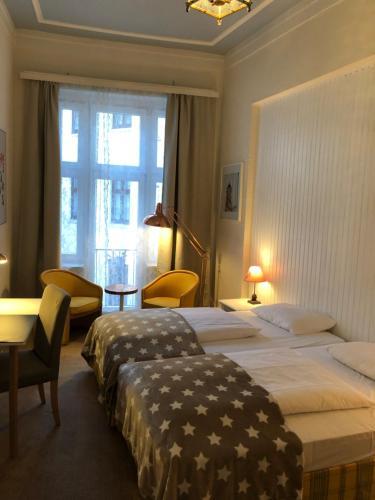 Hotel Fresena im Dammtorpalais photo 63