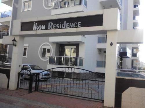 Mahmutlar Ikon Residence contact