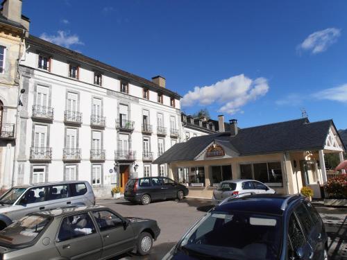 Hôtel Panoramic et des Bains Luz-Saint-Sauveur