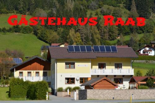 Gästehaus Raab - Accommodation - Ranten