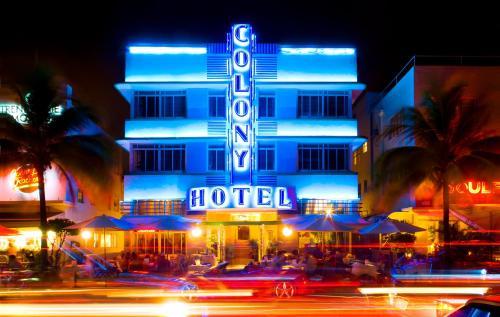 Colony Hotel - Miami Beach, FL 33139