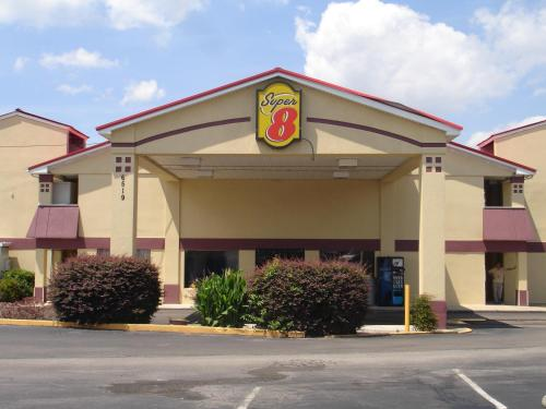 Super 8 By Wyndham Chattanooga/East Ridge
