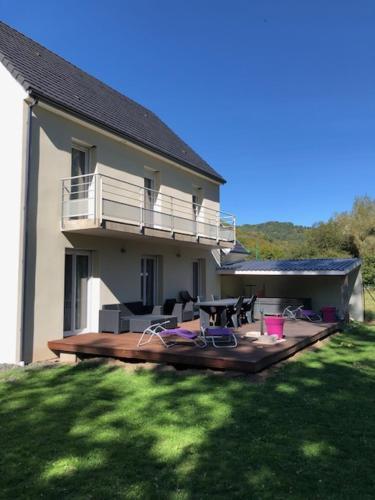 Villa maria - Hotel - Chambon-sur-Lac