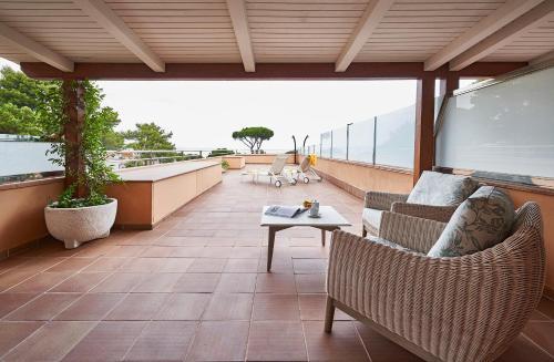 Suite mit Gartenblick Hotel Sa Punta 19