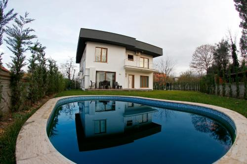 Sapanca Doruk Twin Villa 2