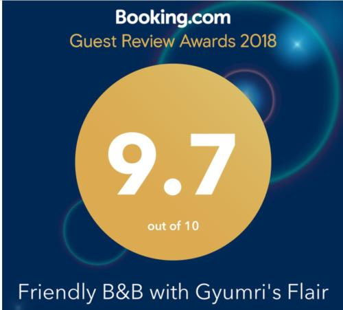 Friendly B&B with Gyumri's Flair