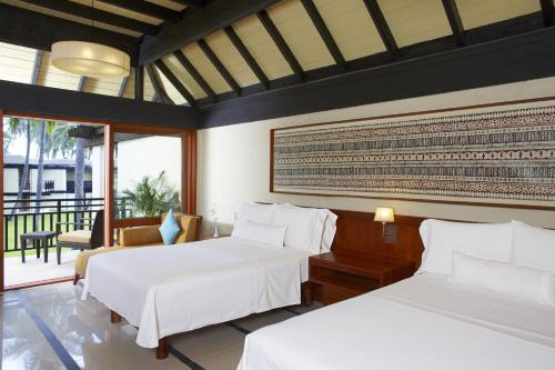 Kamar Twin dengan Pemandangan Laut (Twin Room with Ocean View)
