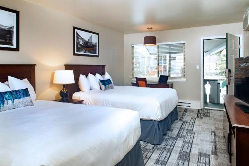 Molly Gibson Lodge - Accommodation - Aspen