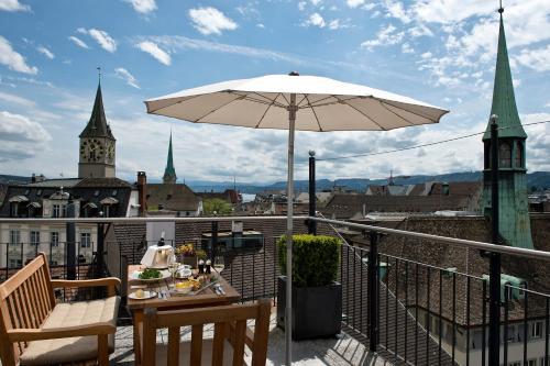 Widder Hotel - Zurichs luxury hideaway - Zürich
