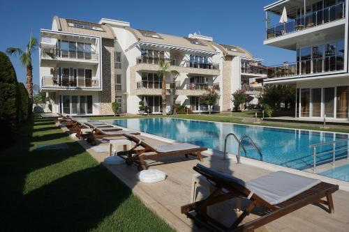 Belek Elegant Residence 2 Bedroom Apartment