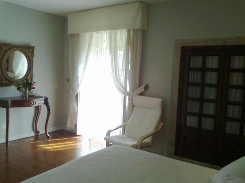 Habitación Doble - 1 o 2 camas Pazo Cibrán 26