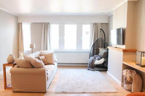 Comfy and spacious apartment in the heart of Antwerp