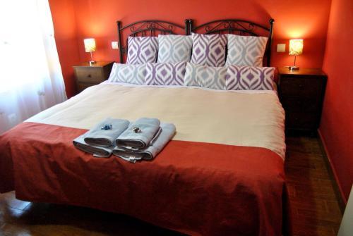 Hotel-overnachting met je hond in Apartahotel Rural CollaRubio Luxury - Collado Mediano