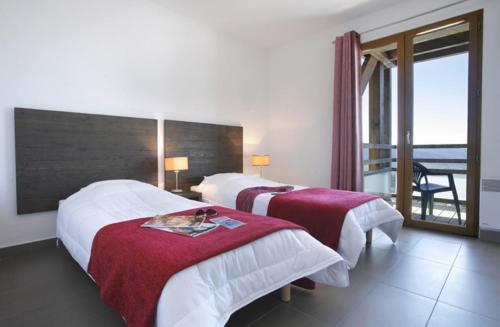 Résidence Le Pic de l'Ours - Accommodation - Font Romeu