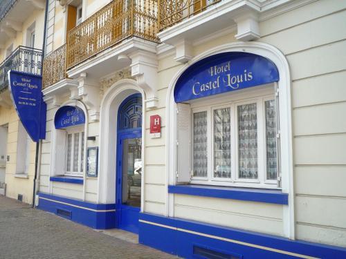 . Hôtel Le Castel Louis Vichy hotel studio