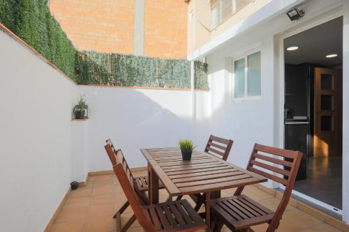 Bbarcelona Apartments Sagrada Familia Terrace Flats