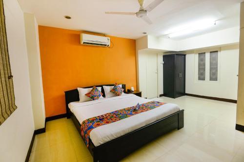 FabHotel T Nagar Chennai Stay