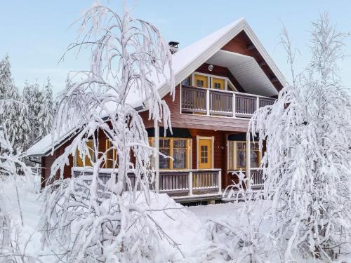 Holiday Home Laulelevi
