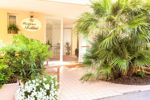 Hotel-overnachting met je hond in Residence Fellini - Rimini - Jachthaven Rimini