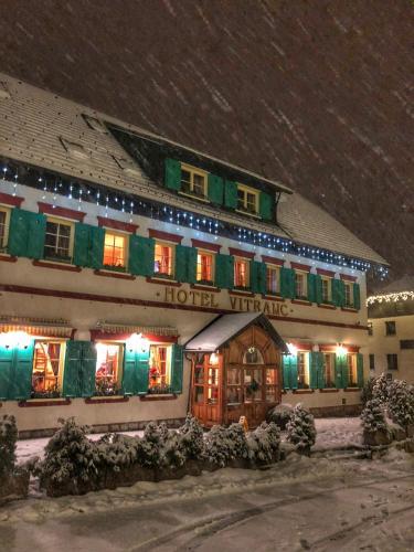 Vitranc Boutique Hotel - Kranjska Gora