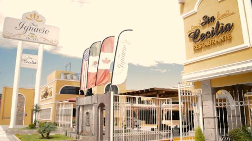 HotelHotel San Ignacio Inn