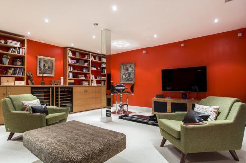 North Kensington Villa Sleeps 6 Wifi