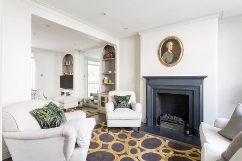 Knightsbridge Villa Sleeps 6 Wifi