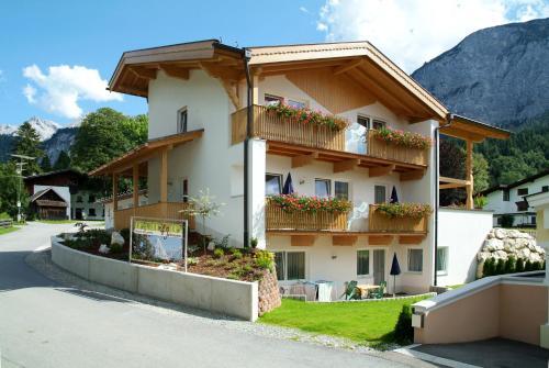 Appartements 4 Jahreszeiten Ehrwald