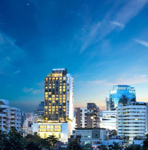 Novotel Bangkok Sukhumvit 20 photo 81