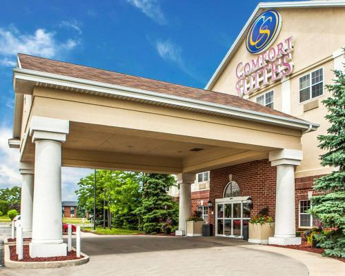 Comfort Suites Milwaukee Airport - Hotel - Oak Creek