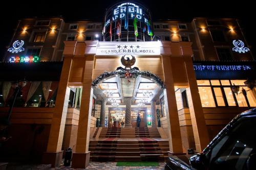 Almaty Grand Erbil Hotel