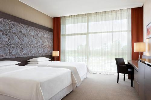 Executive Club, Club lounge access - Double or Twin Room