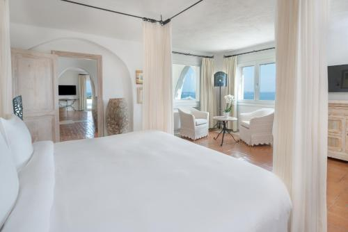 Romazzino, a Luxury Collection Hotel room photos