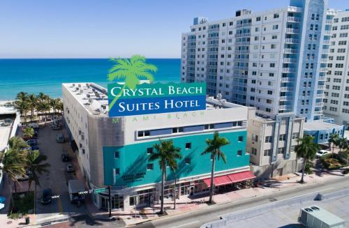 Crystal Beach Suites Hotel In Fl